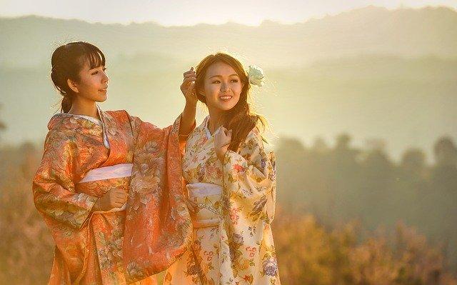 일본 meeff 여자친구 사귀기 (feat. 한국인 버프?)