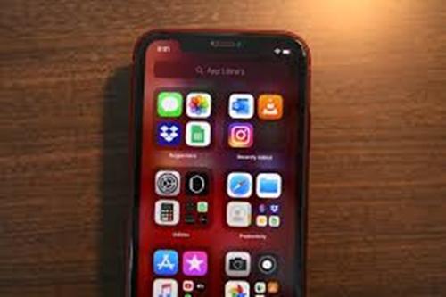 아이폰 앱보관함 끄기