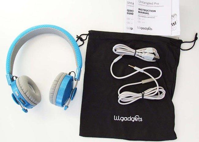 헤드폰 파우치 릴가젯 프로 헤드셋 , 어린이 청력보호에 딱