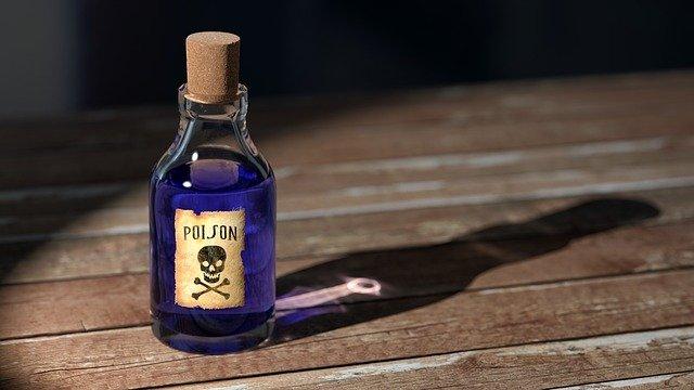 poison 1481596 640 라엘 생리대 발암물질 걱정 0% (feat.전세계 1위)