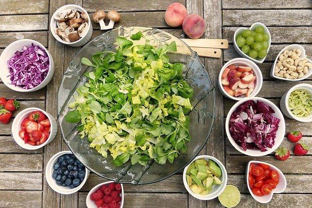 벌크업을 위한 채소 벌크업 하는 4가지 방법 , 멸치에서 캡틴아메리카로