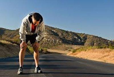 달리기 걷기 보다 안 좋은 점