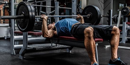 훈련 5가지 운동종목 스트렝스 루틴 : 5x5의 모든
