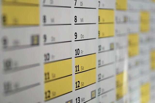 calendar 1990453 640 저탄고지(케토) 다이어트 2탄 :차원이 다른 효과