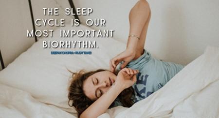 바이오리듬 불면증을 피하고 완벽한 수면을 위한 7가지 팁