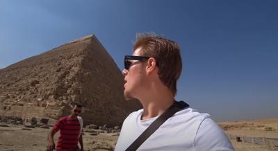 여행 혼자 ( Video ) 이집트 에서 여자 혼자 돌아다니면 일어날 수 있는 일