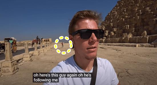 여행 혼자2 1 ( Video ) 이집트 에서 여자 혼자 돌아다니면 일어날 수 있는 일