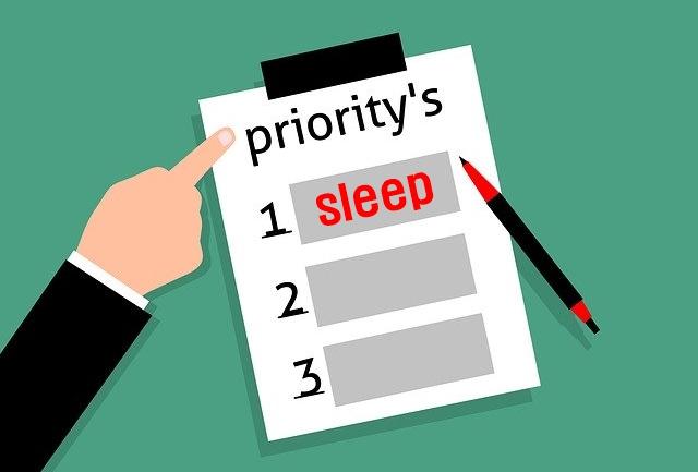 불면증을 피하고 완벽한 수면을 위한 7가지 팁
